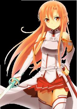 Asuna 4 / Sword Art Online by ZerolShikumai on DeviantArt | Sword ...