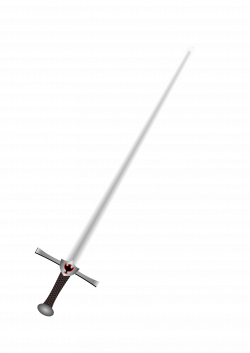 Clipart - Long sword