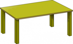 Table Clip Art Free | Clipart Panda - Free Clipart Images