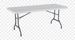 Folding Table Png Image - White Folding Table Clipart ...