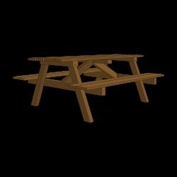 Clipart - Garden Table