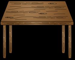 Table clip art table1