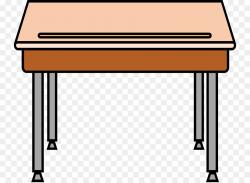 Student Cartoon clipart - Table, Rectangle, transparent clip art