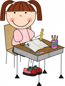28+ Collection of Student Doing Work Clipart | High quality, free ...