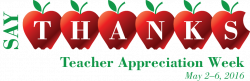 2016 Teacher Appreciation Award Certificate Recognition Program ...