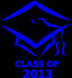 Class Of 2013 Graduation Cap Clip Art at Clker.com - vector clip art ...