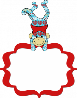 Free Monkey Clip Art For Teachers - Real Clipart And Vector Graphics •
