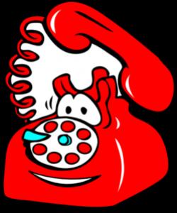 Fun Telephone Clip Art at Clker.com - vector clip art online ...