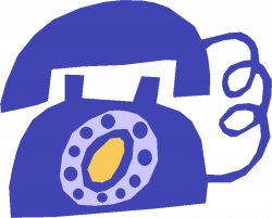 Clipart - Telephone