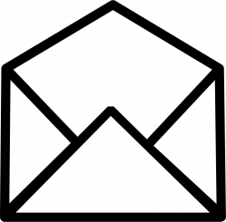 Open Email Message Svg Png Icon Free Download (#51693 ...