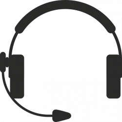 28+ Collection of Call Center Headset Clipart   High quality, free ...