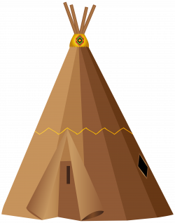 Tipi Tent PNG Clip Art | Gallery Yopriceville - High-Quality Images ...