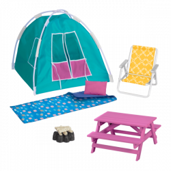 Camping Out - Our Generation Dolls