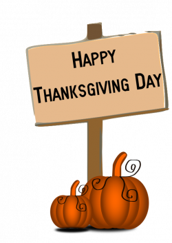 Thanksgiving Clipart - Free Thanksgiving Day Graphics