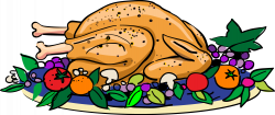 28+ Collection of Thanksgiving Meal Clipart Free | High quality ...