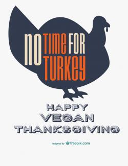 Happy Thanksgiving Vegan Thanksgiving Blessings Clipart ...
