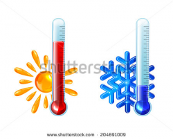 Outdoor Thermometer Clip Art Black And White   Clipart Panda ...