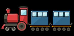 Cartoon Train | Free Cute Cartoon Train Clip Art | Cartoon Trains ...