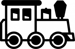 Train Facing Right Svg Png Icon Free Download (#9921 ...