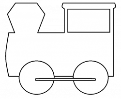 Train Clipart Black And White | Clipart Panda - Free Clipart Images