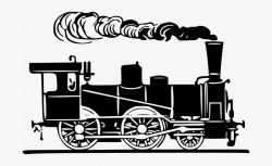 Graphic Freeuse Library Onlinelabels Clip Art Locomotive ...