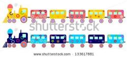 Long train clipart 2 » Clipart Station