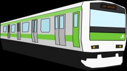 Clipart - Yamanote Train