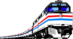 Passenger train clipart free clipart images - Cliparting.com