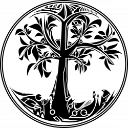 Clipart - Tree of life