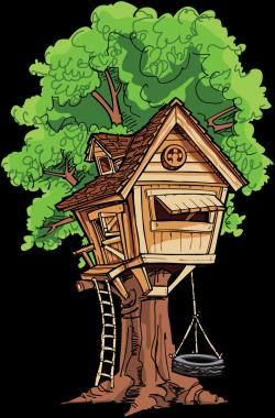 Hamilton-Wenham Public Library Children's Room: The Family Treehouse