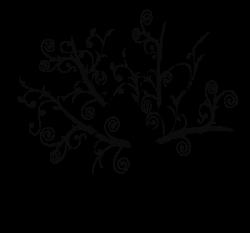 Swirl Tree Clip Art at Clker.com - vector clip art online, royalty ...