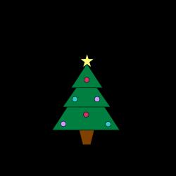 Christmas tree clip art clipart - Cliparting.com