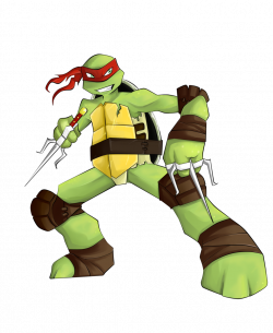 Teenage Mutant Ninja Turtles (TMNT) Raphael HD Wallpaper for PC ...