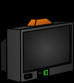 Tv Clip Art at Clker.com - vector clip art online, royalty free ...