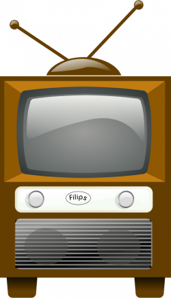 Television Free Stock Clipart - Stockio.com