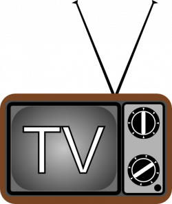 Television Tv Clipart | i2Clipart - Royalty Free Public Domain Clipart