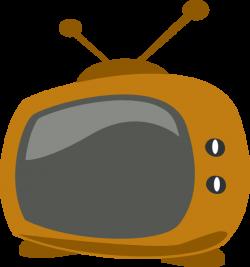 Tv Set Clipart Clip Art at Clker.com - vector clip art online ...