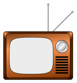 28+ Collection of Old Fashioned Tv Clipart | High quality, free ...