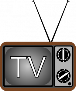 Television Clipart   Clipart Panda - Free Clipart Images