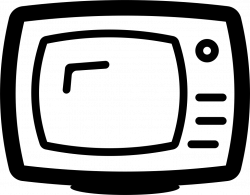 Tv Show Television Svg Png Icon Free Download (#1217 ...