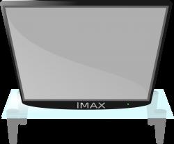 Clipart - TV set 7