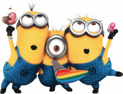 28+ Collection of Minion Clipart Birthday | High quality, free ...