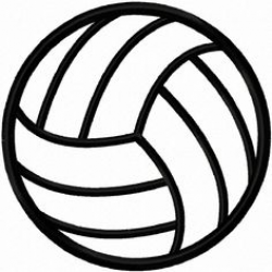 Clipart Volleyball - cilpart