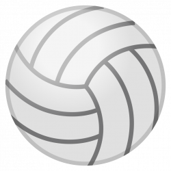 Volleyball Icon | Noto Emoji Activities Iconset | Google