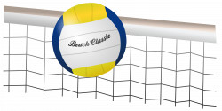 Clipart - Volleyball
