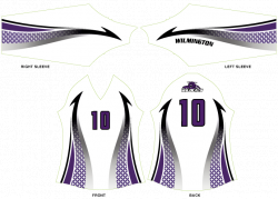 Sublimated Volleyball Uniforms - VBRG3