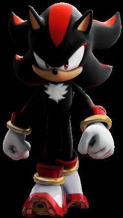 Shadow The Hedgehog — Walking - Shadow the Hedgehog - Gallery ...