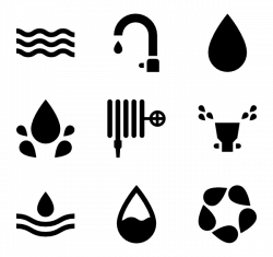 Raindrop Icons - 1,026 free vector icons