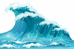 waves clip art - Acur.lunamedia.co