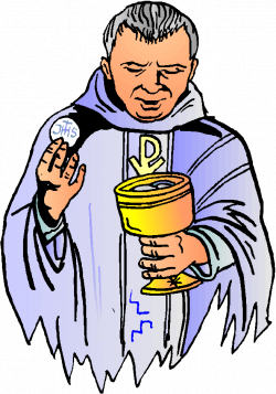 28+ Collection of Catholic Priest Clipart | High quality, free ...